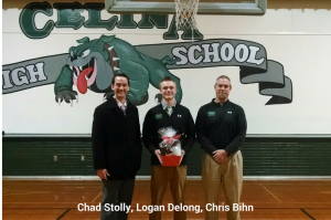 Chad, Logan Delong, Chris Bihn